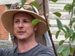 Simon is passionate about heritage fruit varieties