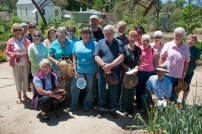 St Arnaud and Donald community gardeners