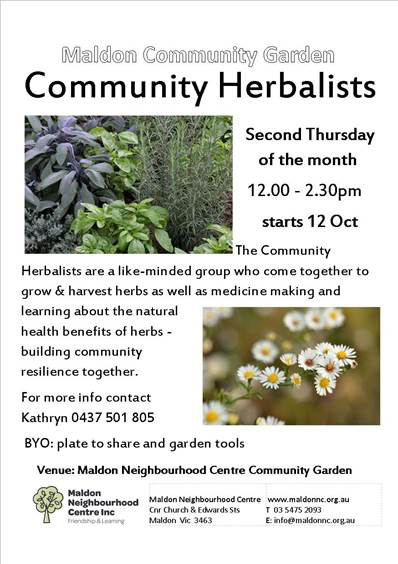 herbalists